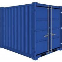 8' Lagercontainer