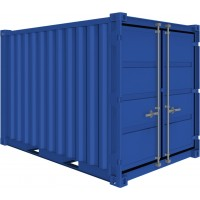 10' Lagercontainer