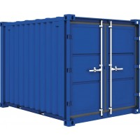 9' Lagercontainer