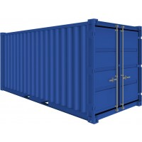 15' Lagercontainer